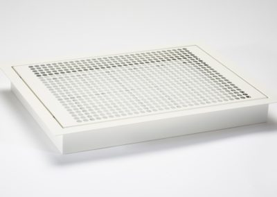 Extract air grill